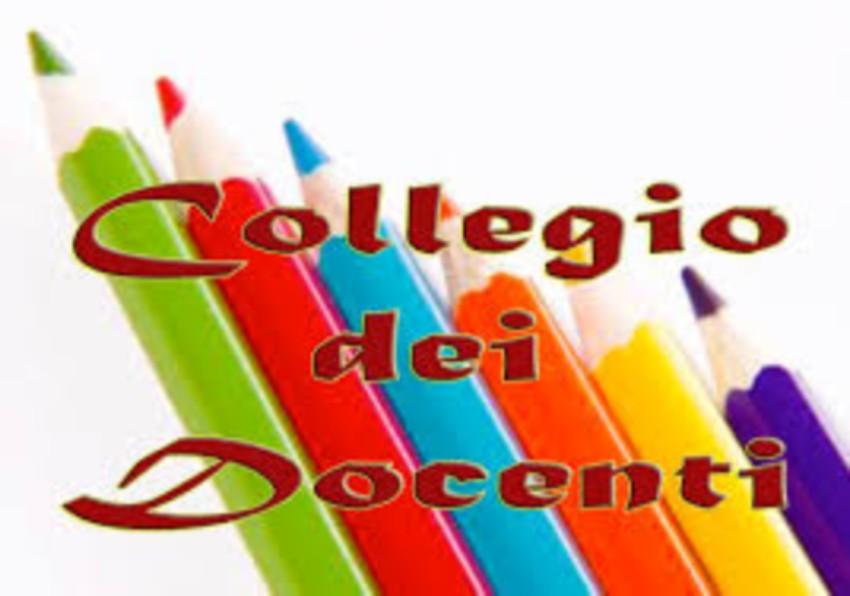 Convocazione collegio docenti del 06 marzo 2020 - www.icsnovello.edu.it